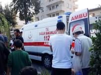 ATATÜRK - Elektrikli Bisikletten Düşen Genç Yaralandı
