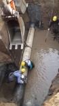 SU KESİNTİSİ - Erciş'te 6 Kilometrelik Su Hattı Yenileniyor