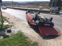 Eskişehir'de Trafik Kazası Açıklaması 3 Yaralı