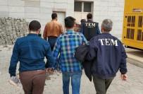 HARP OKULU - FETÖ'den Gözaltına Alınan Askerler Sağlık Kontrolünden Geçirildi
