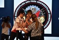 YENI DÜNYA - FÜ Öğrencisi Cabaoğlu, Bilek Güreşinde Dünya Şampiyonu Oldu