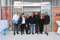TİYATRO OYUNU - Gafur Uzunel Süleymanpaşa'da Seyir Defteri Sergisini Açtı