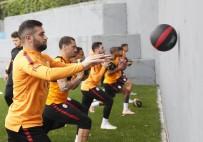 SELÇUK İNAN - Galatasaray, Bursaspor Maçı Hazırlıklarını Sürdürdü
