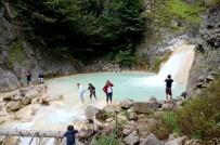 GİRESUN - Giresun Turizmine 'Mavi Göl' Bereketi