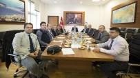 YUSUF DEMIR - Giresun Üniversitesi'nde  Stratejik Kurul Toplantısı