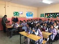 GIDA KONTROL - Hakkari'de 'Dünya Gıda Günü' Etkinlikleri