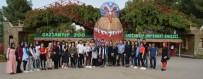 BİRİNCİ SINIF - İİBF Öğrencilerinden Rektör Gür'e Ziyaret