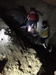 İvrindi'de Traktör Devrildi Açıklaması 1 Ölü, 2 Yaralı