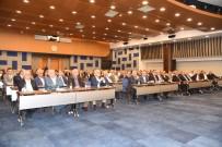 MECLİS BAŞKANLIĞI - İZTO'da Ahde Vefa Toplantısı