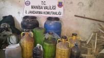 KAÇAK ŞARAP - Kaçak Şaraba Jandarma Baskını