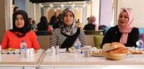 KADIN DERNEĞİ - Kadın Derneği Üyeleri Basınla Bir Araya Geldi