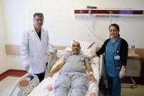 BÖBREK YETMEZLİĞİ - Karaciğer Nakli İle 13 Yıl Sonra Tekrar Hayata Tutundu