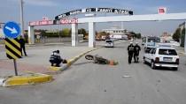 ATATÜRK - Karaman'da Trafik Kazası Açıklaması 1 Yaralı