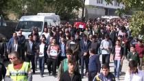 İSMAIL USTAOĞLU - Kazara Vurulan Polis Okulu Öğrencisinin Cenazesi Defnedildi