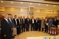 AK PARTİ MİLLETVEKİLİ - Kent Konseyi İstişare Toplantısı Yapıldı