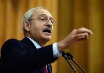 KEMAL KILIÇDAROĞLU - Kılıçdaroğlu'ndan Tüm Parti Liderlerine Çağrı