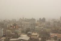 Kilis'te Toz Bulutu Hayatı Olumsuz Etkiliyor
