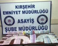 EMNİYET AMİRİ - Kırşehir'de Telefon Dolandırıcılarına Operasyon