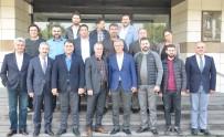 ALıŞVERIŞ - Kocaeli'deki Mobilyacılardan İTSO'ya Ziyaret