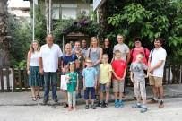 TÜRK HAVA YOLLARı - Litvanyalı Lösemili Çocuklar Alanya'da Terapi Görüyor