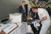 SAVUNMA SANAYİ - Mayın Tespit Sonarı, TCG Edincik Gemisine Entegre Edildi