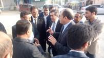 ÖZEL HAREKET - MHP Erzurum İl Teşkilatı, Karayazı, Hınıs Ve Karaçoban'a Çıkarma Yaptı