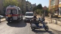 ERGUVAN - Milas'ta Trafik Kazası; 1 Yaralı