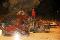 EMNİYET AMİRLİĞİ - Muğla'da Kaza Açıklaması 1 Ölü