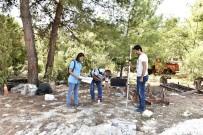 NAMUSLU - Muratpaşa'da Yörük Parkı Kuruluyor