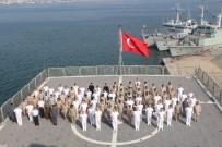 HAVA KUVVETLERİ - NUSRET-2018 Fiili Mayın Harbi Davet Tatbikatı İzmir Körfezi'nde