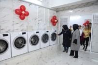 SELAHATTIN EYYUBI - Öğrenciler İçin Ücretsiz Çamaşır Evi