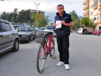 YAYA KALDIRIMI - (Özel) Şaka Zannetti, 235 Lira Trafik Cezası Yedi