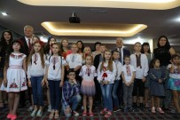 UKRAYNA - Savaş Mağduru Ukraynalı Çocuklar Marmaris'te