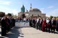 KELEBEKLER VADİSİ - Şehit Aileleri Ve Gazilere Konya'da Kültür Gezisi