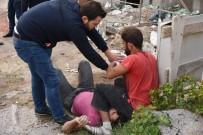 Sinop'ta İş Kazası Açıklaması 1 Yaralı