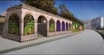 Şırnak Belediyesi 'Dikey Bahçe' Projesine Başladı