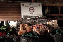 Şırnak'ta 27 Bin Paket Gümrük Kaçağı Sigara Ele Geçirildi