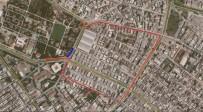 YAĞMUR SUYU - Sokullu Caddesi 2 Gün Trafiğe Kapalı