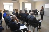 İŞ SAĞLIĞI VE GÜVENLİĞİ KANUNU - Süleymanpaşa Belediyesi'nde Personele İş Sağlığı Ve Güvenliği Eğitimi