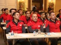 YUSUF NAMOĞLU - Süper Lig Hakemleri Ara Semineri Düzenlendi