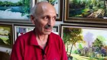 BEYAZ EŞYA - Tamirci Dükkanını Kapatıp Resim Atölyesi Açtı