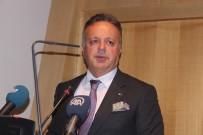EGE İHRACATÇı BIRLIKLERI - TİM Başkanı Gülle Açıklaması 'Hedef Dünya Pazarından Yüzde 1,5 Almak'