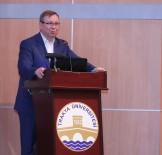 EKONOMIST - Trakya Üniversitesi'nde Türkiye Ve Dünya Ekonomisi Konuşuldu