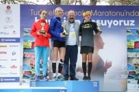 MARATON - Turkcell Gelibolu Maratonu'na Binlerce Kişi Katıldı