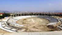 YAĞLI GÜREŞ - Türkiye'nin İlk Güreş Alanı Ve Spor Kompleksi Isparta'da Yükseliyor