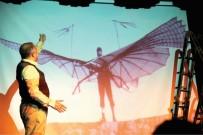KAHRAMANLıK - Vecihi Hürkuş İlk Kez Döşemealtı'nda