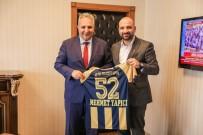 MEHMET YAPıCı - Yapıcı Açıklaması 'Fatsa Belediyespor'a Herkes Sahip Çıkmalı'
