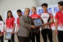 MUSTAFA DÖNMEZ - Yılın En İyi Başarılı Sporcularına Ödül