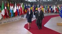 KUZEY İRLANDA - AB Liderler Zirvesi, Brexit Oturumuyla Başladı