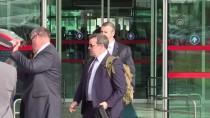 ESENBOĞA HAVALIMANı - ABD Dışişleri Bakanı Pompeo Türkiye'de